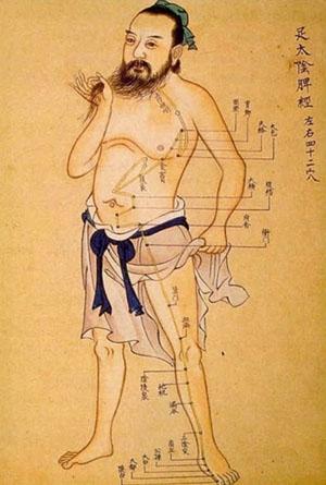 11 shiatsu