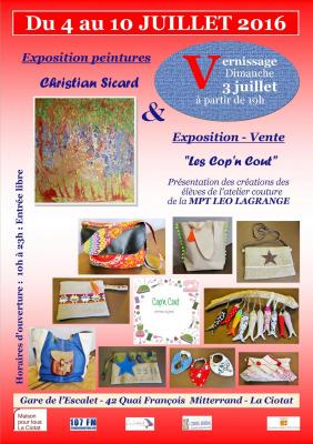 Affiche grand format expo copn t cout2