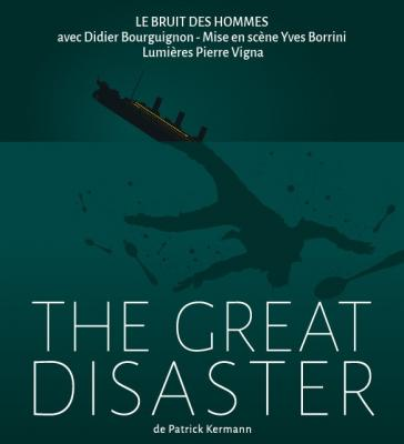 Affiche the greatdisaster 1