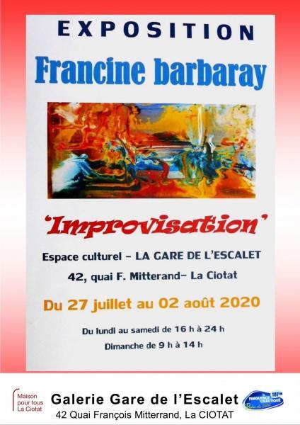 Francine barbaray