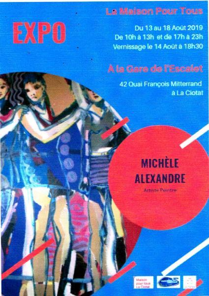 Michele alexandre scan