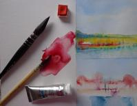 Photo aquarelle valerie prybylek