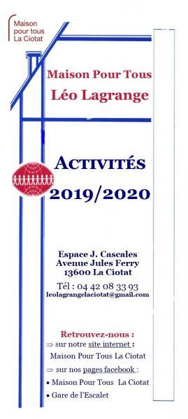 Plaquette 2019 2020 pour site internet