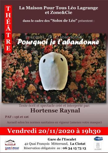Spectacle hortense petit format 1