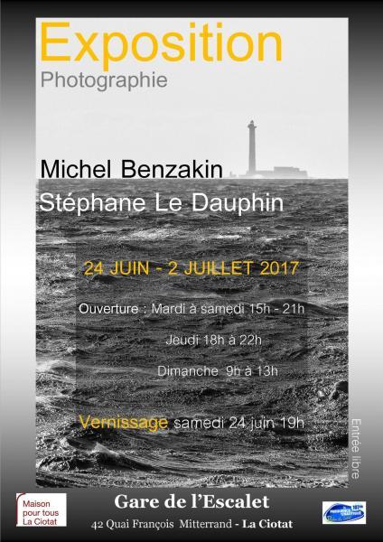Stephane ledauphin michel benzakin web 1